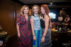 Tania Albuquerque, Márcia Andréa e Suzane Farias