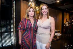 Tania Albuquerque e Ana Claudia Canamary
