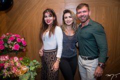 Zildinha Pessoa, Jaqueline Maia e Fred Carioca