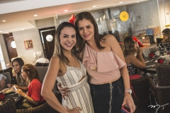 Adriana Queiroz e Liliana Linhares