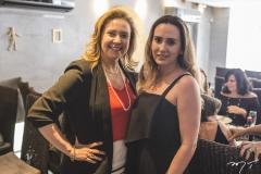 Andréa Delfino e Roberta Nogueira