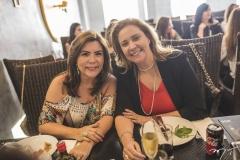 Andrea Bonorandi e Andréa Delfino