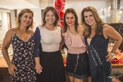 Leticia Macedo, Erika Girão, Liliana Linhares e Alexandra Pinto