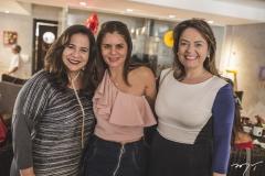 Martinha assunção, Liliana Linhares e Erika Girão