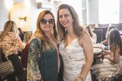 Naize Moreira e Karmilse Marinho