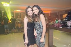 Letícia Passos e Ana Clara Acioly