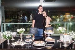Luiz e Letícia Cidrão