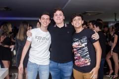 Miguel Gomes de Freitas, Luiz Cidrão e Danilo Arrúda