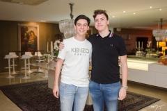 Miguel Gomes de Freitas e Luiz Cidrão