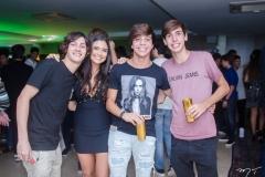 Rogerinho Soares, Lívia Sabino, Isaac Dantas e Pedro Moraes