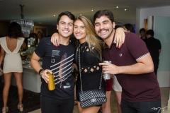 Sérgio Macedo, Duda Coelho e Tiago Menezes