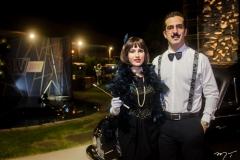 Alana e Igor Noleto