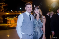 Felipe Olheiro e Carina Bonode