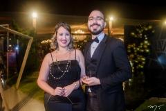 Izaqueline Ribeiro e Ítalo Borges