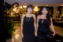 Thais Moreira e Elisa Fontes