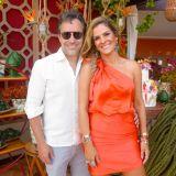 Chico Marinho e Mariana Mota