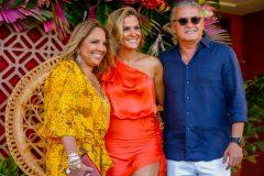 Liana Thomaz, Mariana Mota e Celio Thomaz