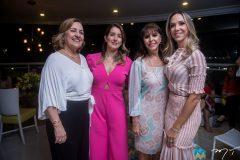Gorete, Andréa Vieira, Melânia e Lívia Torres