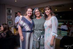 Tereza Figueiredo, Ana Leite e Melânia Torres