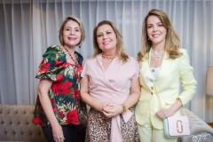Bel Machado, Inês Cals e Karisia Pontes