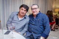 Eliseu Batista e Roberto Pinheiro