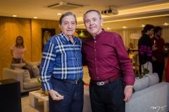 Josué de Castro e Dão Cabral