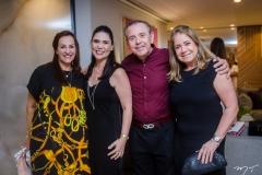 Nadya Cabral, Joyce Ari, Dão Cabral e Margarete Leal