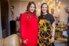 Naiana Becker e Nadya Cabral