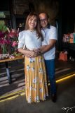 Cláudia Alexandre e Emanuel Ponte