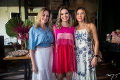 Clarissa Levi, Nathália Ponte e Germana Melo