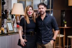 Ana Macêdo e Leonardo Brasil