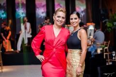 Antonelia Bezerra e Nicole Pinheiro