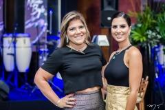 Gisela Vieira e Nicole Pinheiro
