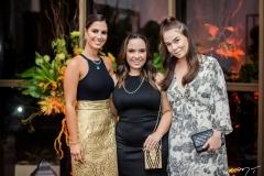 Nicole Pinheiro, Rebeka Chaves e  Thais Oliveira
