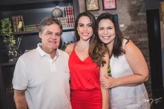 Paulo Miranda, Rebeca e Andréa Rios