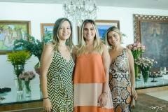 Gabriela Feitoza, Roberta Fernandes e Poliane Sampaio