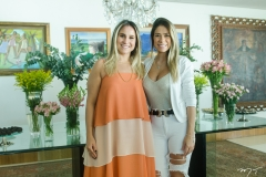 Roberta Fernandes e Beatriz Lima
