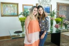 Roberta Fernandes e Marina Brasil