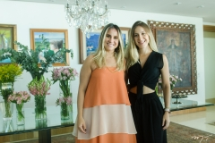 Roberta Fernandes e Talita Pontes