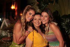 Priscilla Silva, Lia Brasil e Livia Rolim