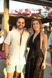 Sávio Brito e Raquel Machado