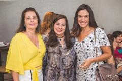Cláudia Gradvohl, Martinha Assunção e Ana Virgínia Martins