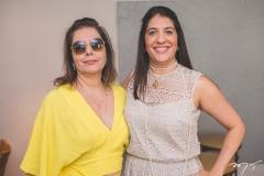 Cláudia Gradvohl e Elisa Oliveira