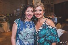 Gina Marcílio e Silvinha Carneiro