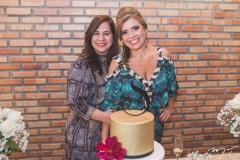 Martinha Assunção e Silvinha Carneiro