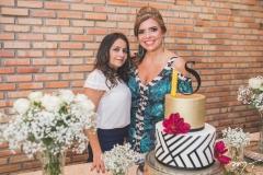 Micheline Freitas e Silvinha Carneiro
