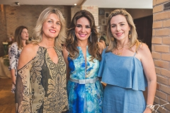 Monique Gurgel, Eveline Fujita e Suyane Dias Branco