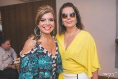 Silvinha Carneiro e Cláudia Gradvohl