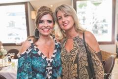 Silvinha Carneiro e Monique Gurgel
