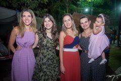 Karen Koleren, Themis Briand, Sofia Galvão, Daniele Dias e Maria Luiza